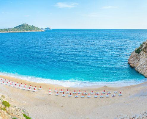 The Kaputas Beach