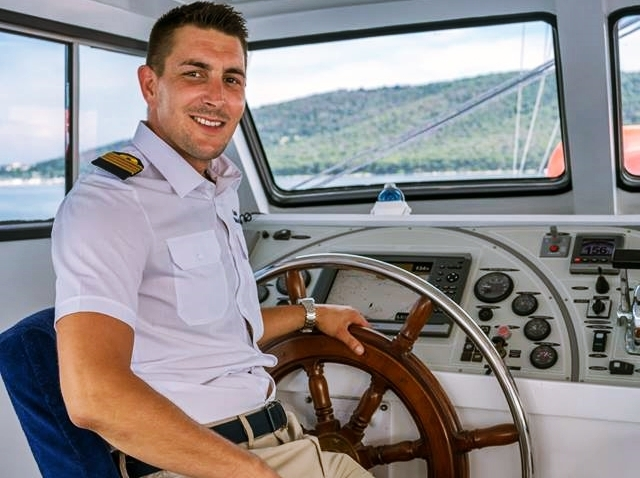 Captain Marko Maske