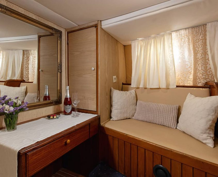 ABORDA Double cabin