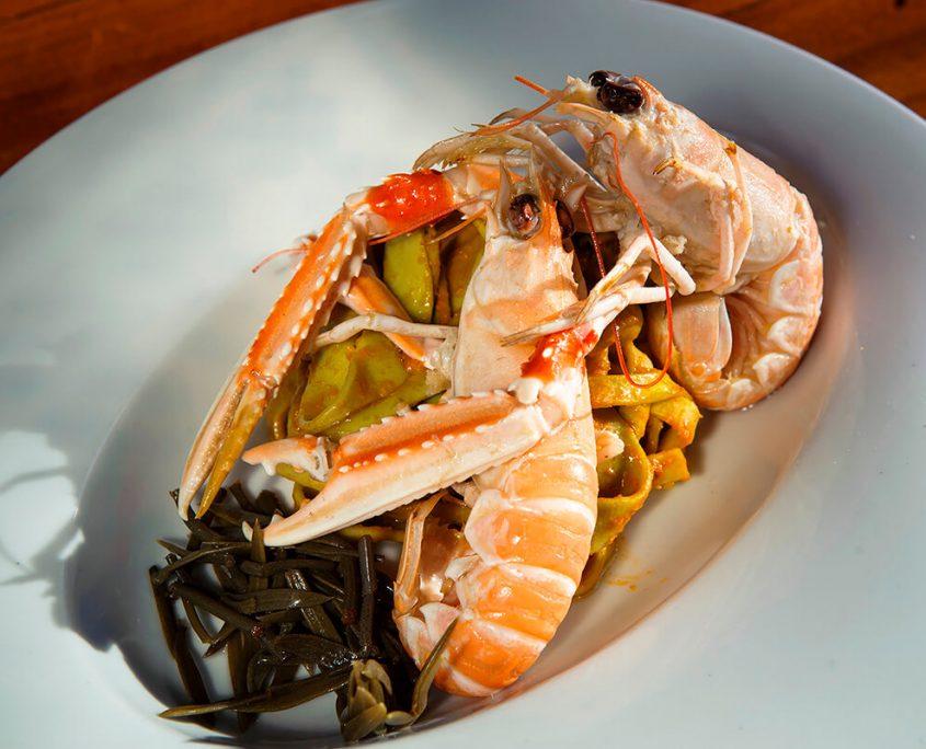 ABORDA Sea food