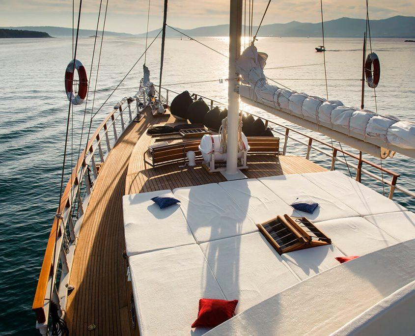 ABORDA Sun deck