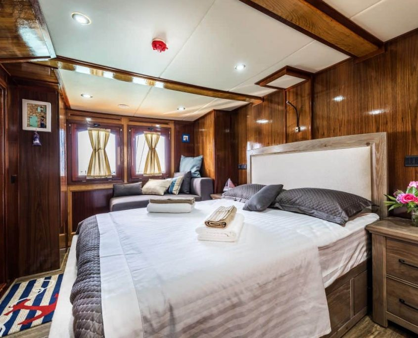 ADRIATIC BREEZE Double Cabin
