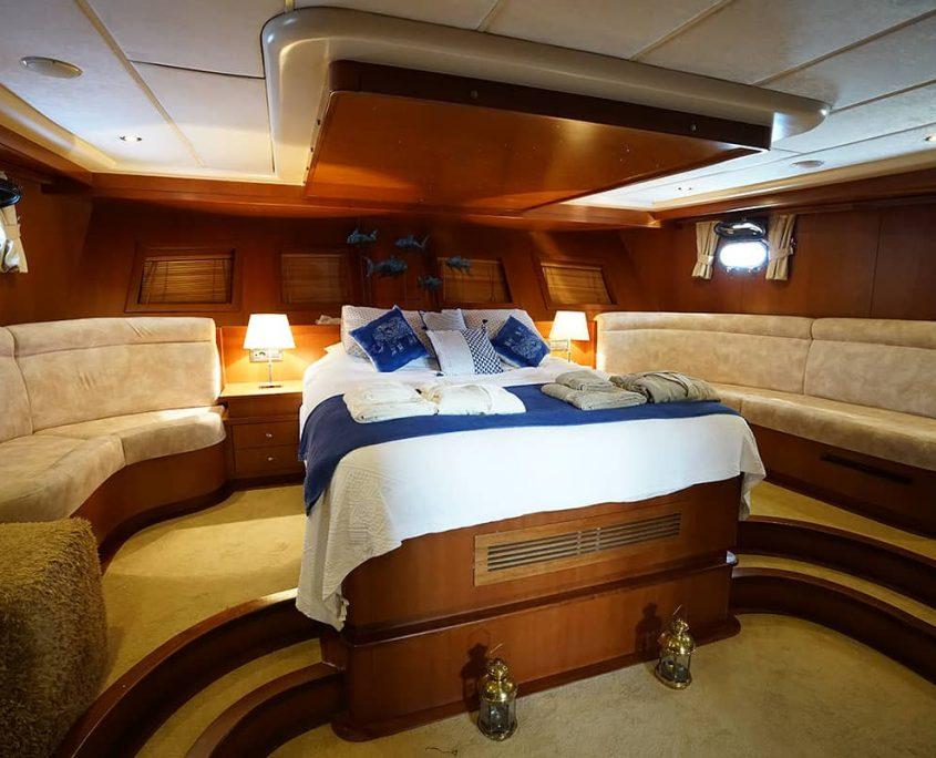 ARABELLA Master cabin
