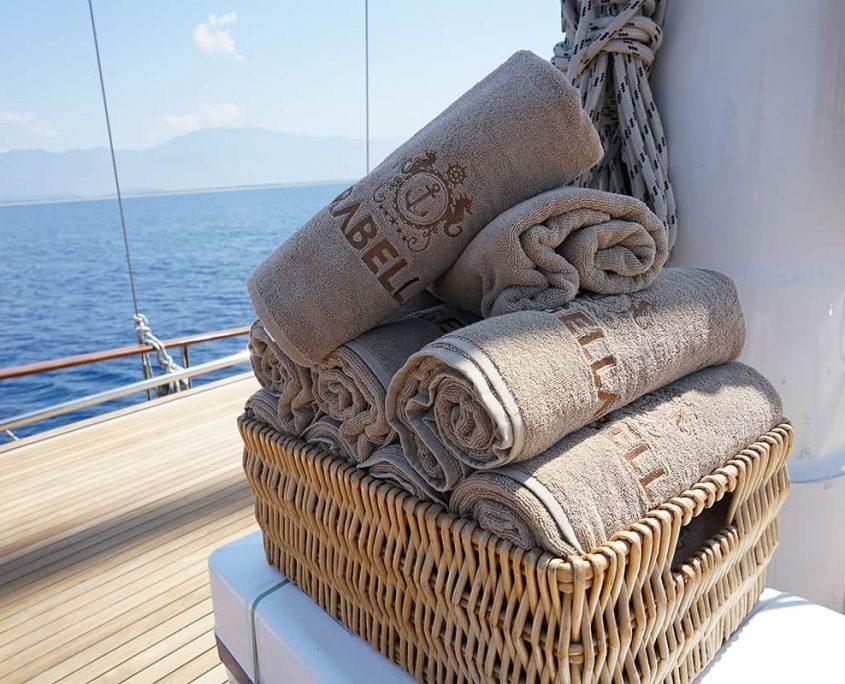 ARABELLA Towels