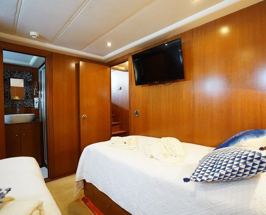 ARABELLA Twin cabin
