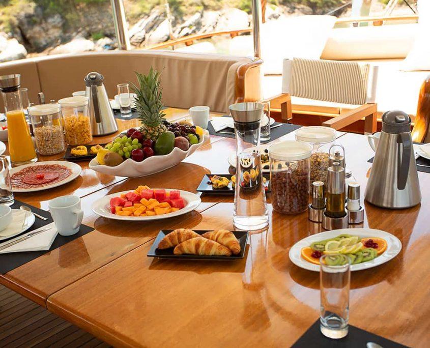 DOLCE VITA Breakfast