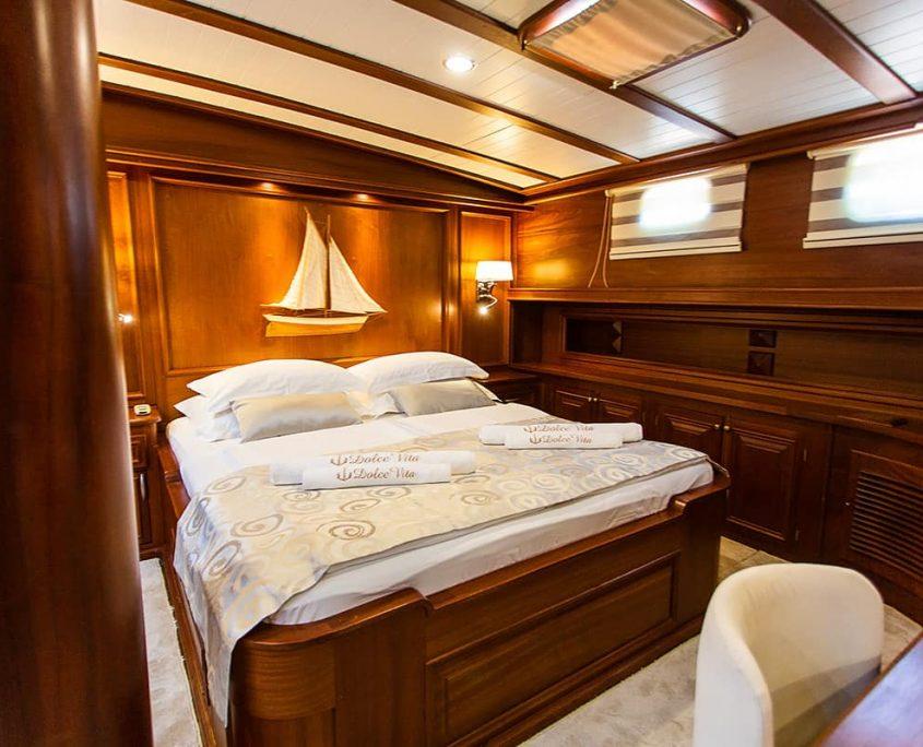 DOLCE VITA Cabin view