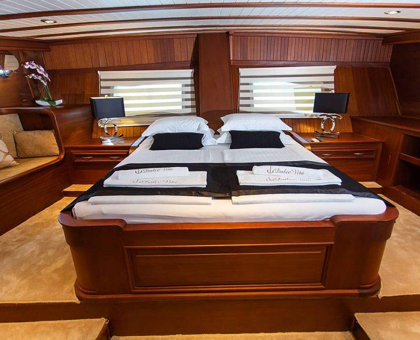 DOLCE VITA Master cabin