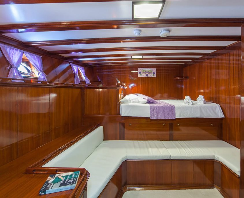 STELLA MARIS Double Cabin