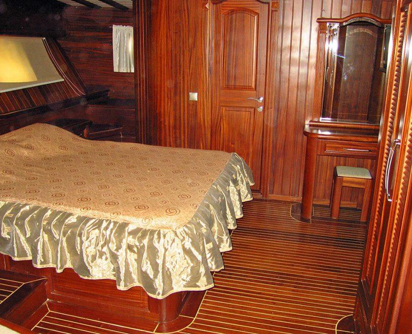 KAPTAN YILMAZ 3 Cabin