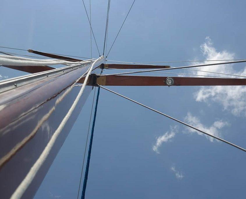 LA REINE Mast
