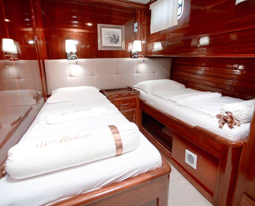 MALENA Twin cabin