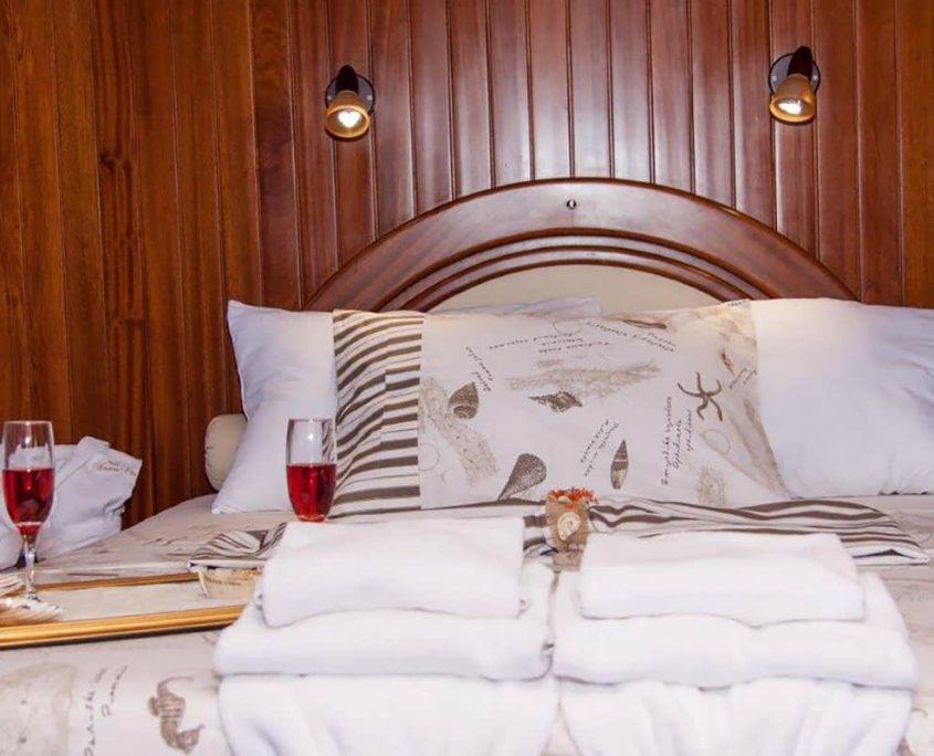 NOSTRA VITA Master cabin