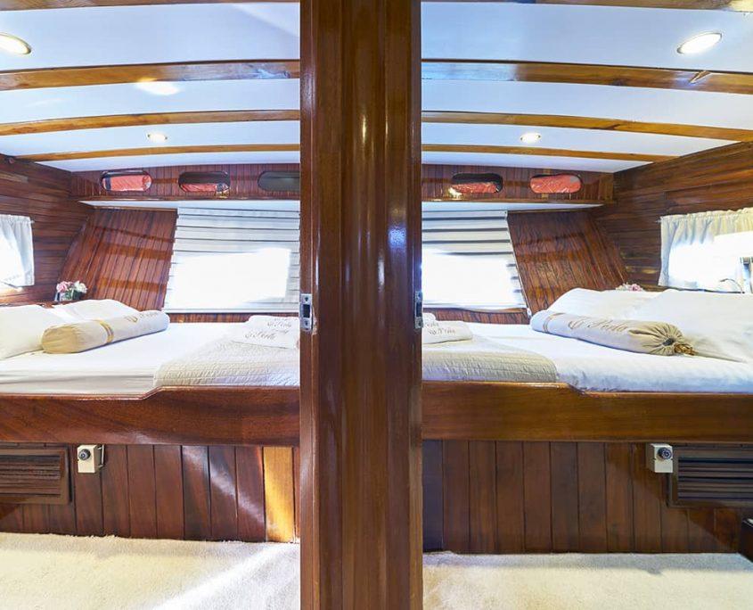PERLA Double cabin