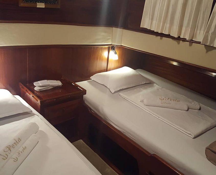 PERLA Twin cabin