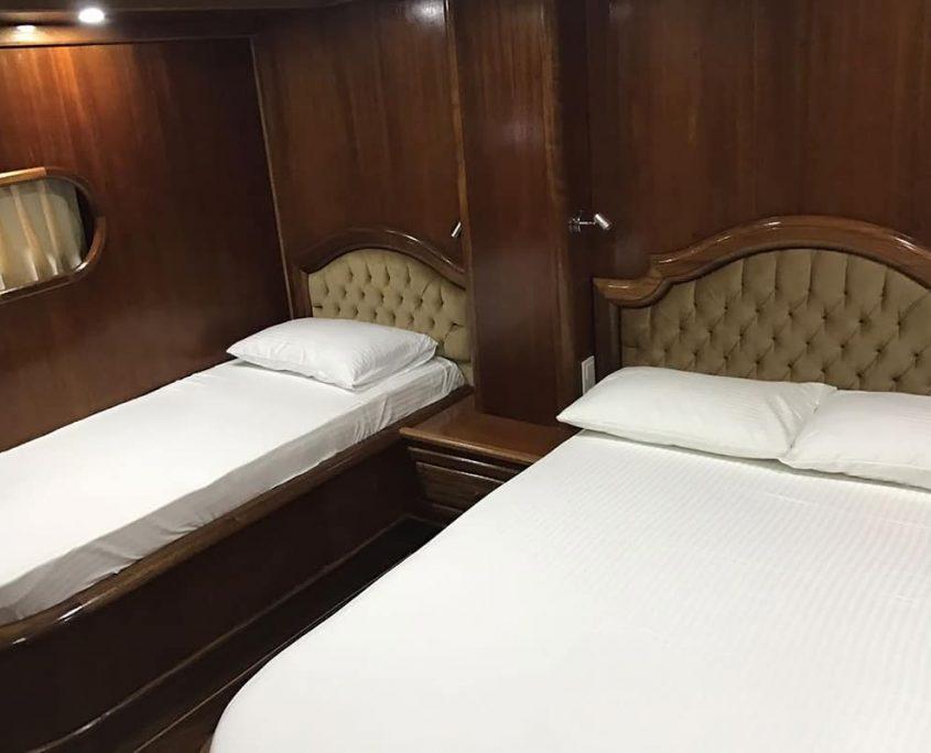 PRENSES BUGCE Triple cabin