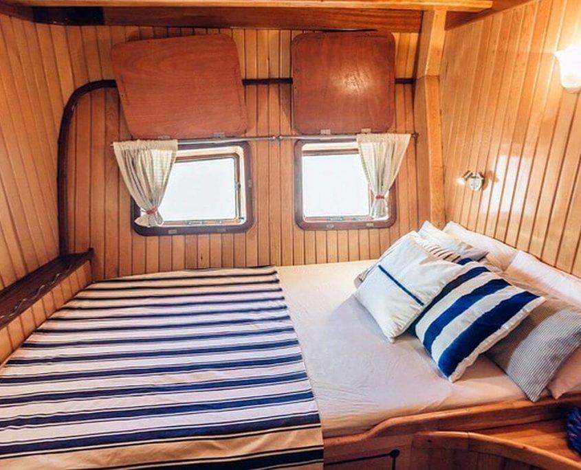 SADRI USTA 1 Cabin