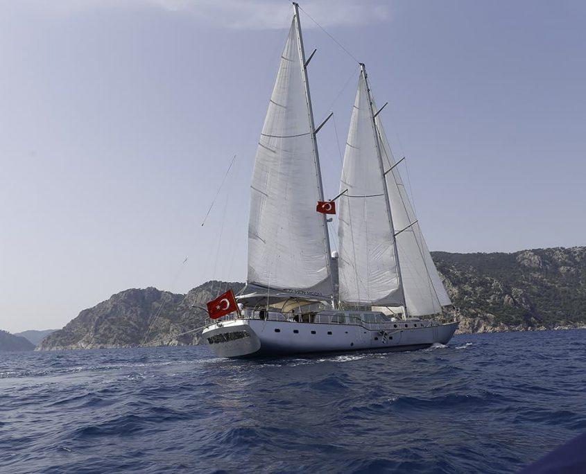 SILVERMOON Sailing