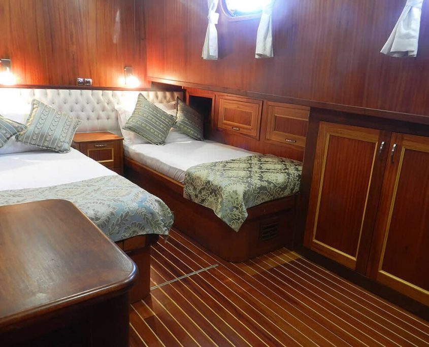 SMYRNA Cabin