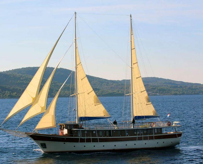 TAJNA MORA Sailing