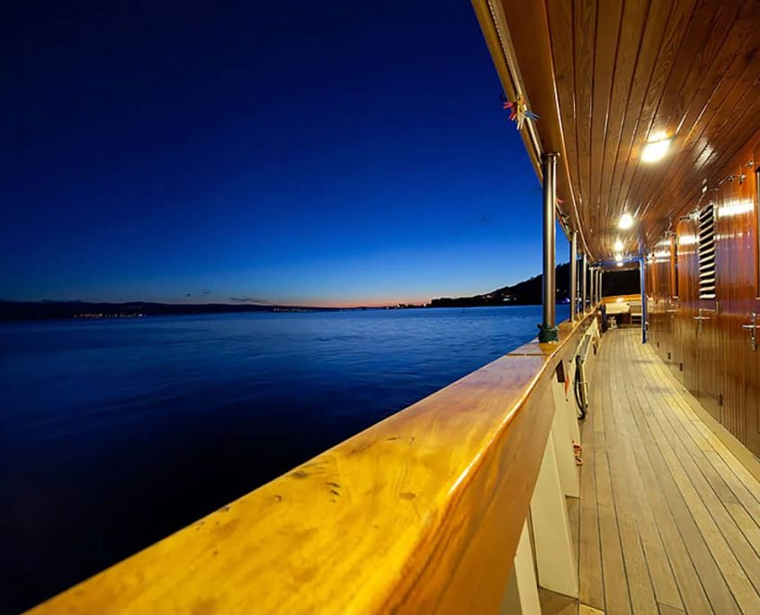 TAJNA MORA Side deck