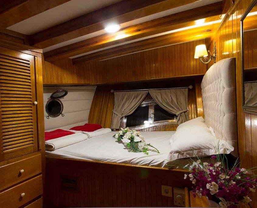 HERA Double cabin