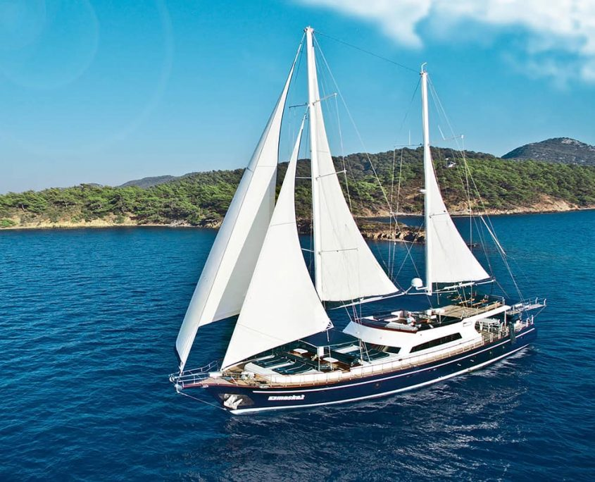 MASKE 2 Sailing