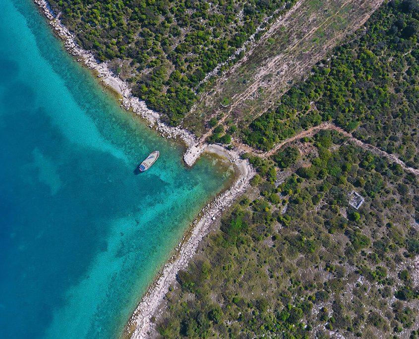 NEVIJANA Aerial view