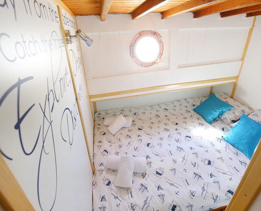 NEVIJANA Double Cabin