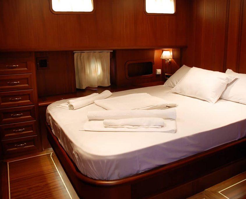 PRIMADONNA Master cabin