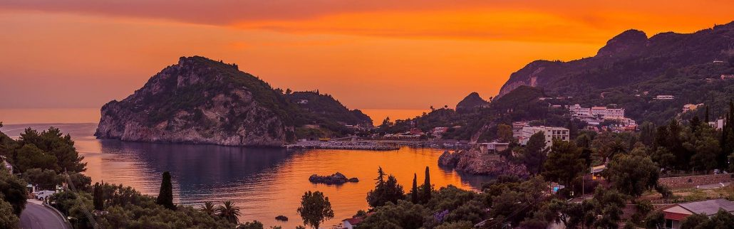 Paleokastritsa-sunset-Turkey