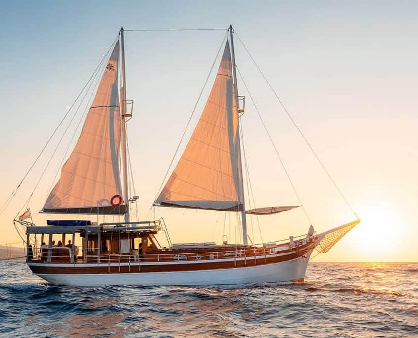Sailing Croatia with Slano