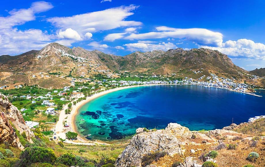 Serifos island – Cyclades