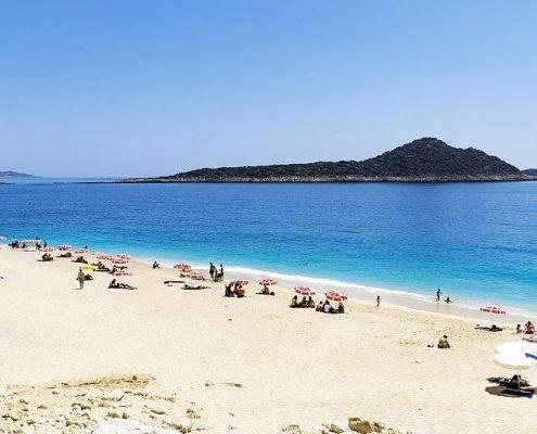TURKEY-KAPUTAS-BEACH