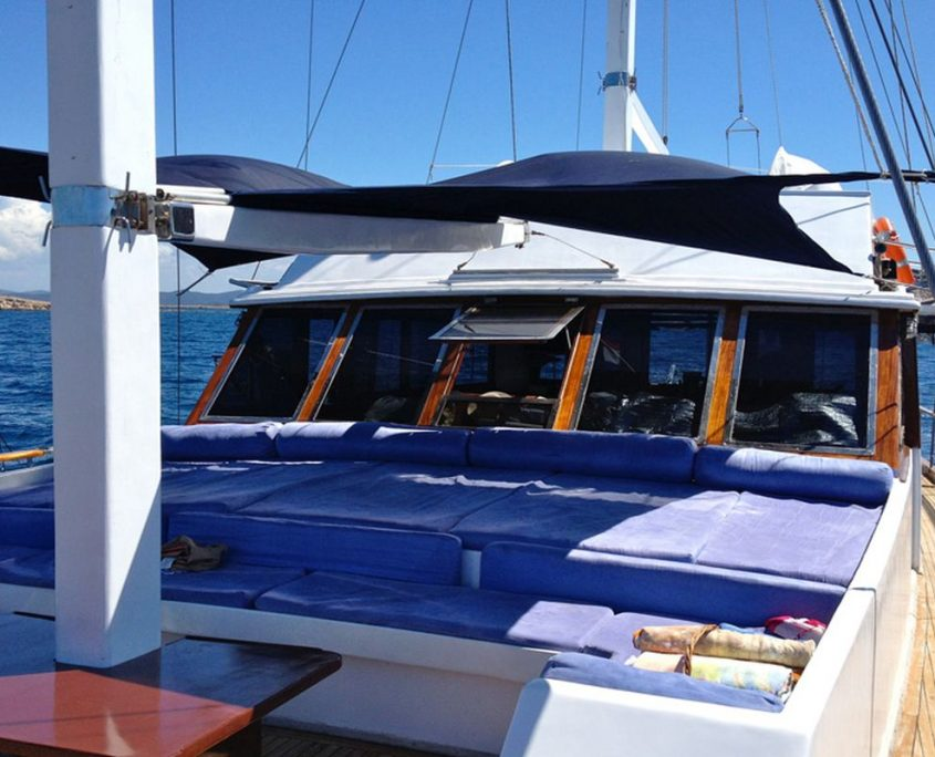 VITO Sun deck