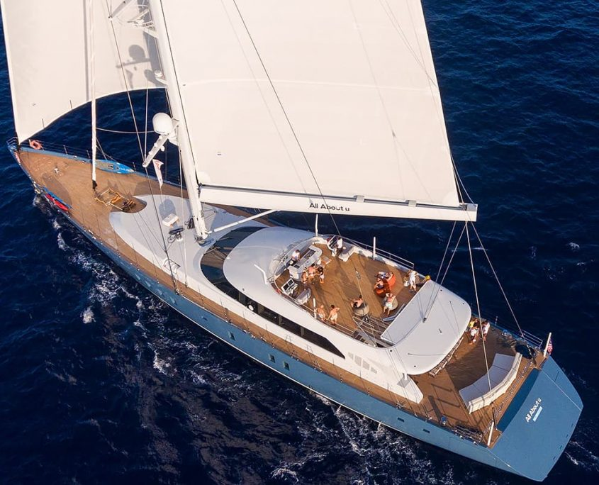 ALL ABOUT YOU Flybridge