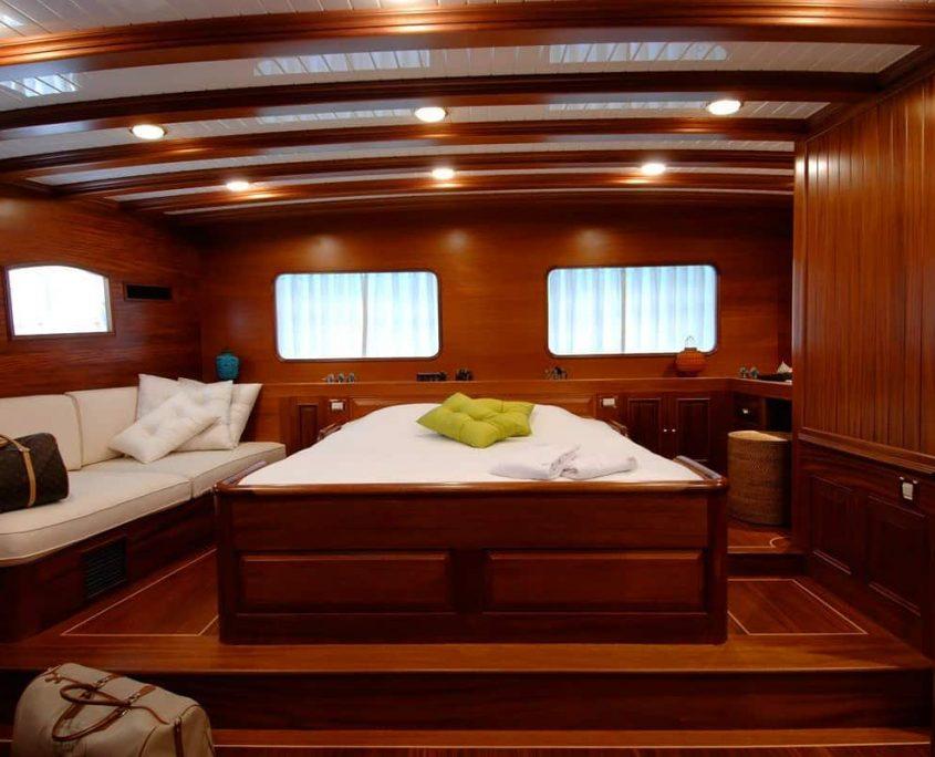 HIC SALTA Master cabin