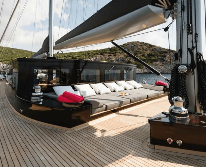 ROX STAR Sun deck