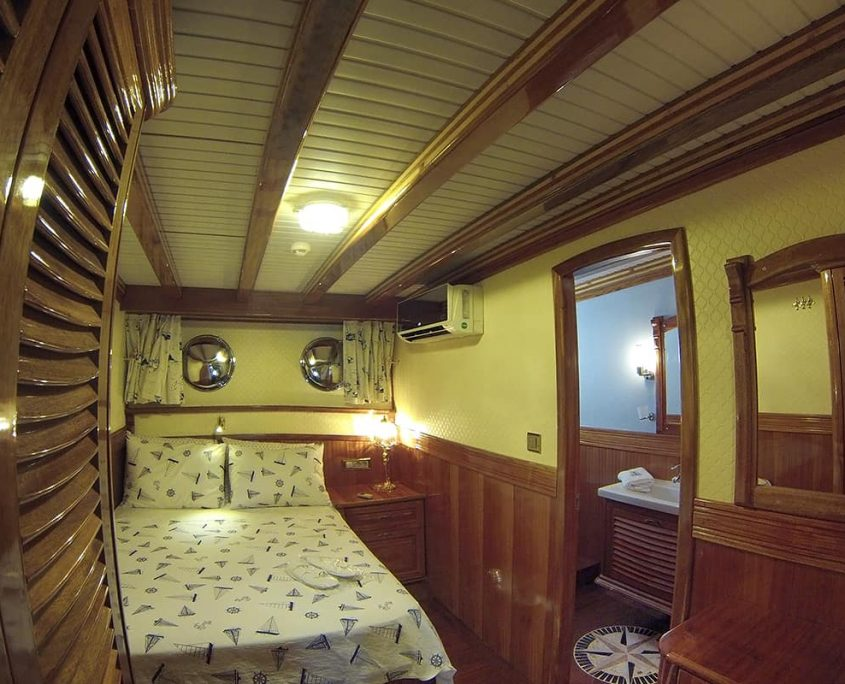 ADMIRAL Double cabin