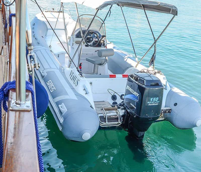 ANA 1 Tender boat