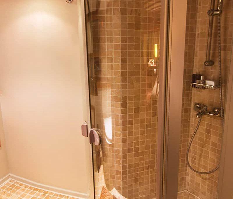 COBRA 3 Shower