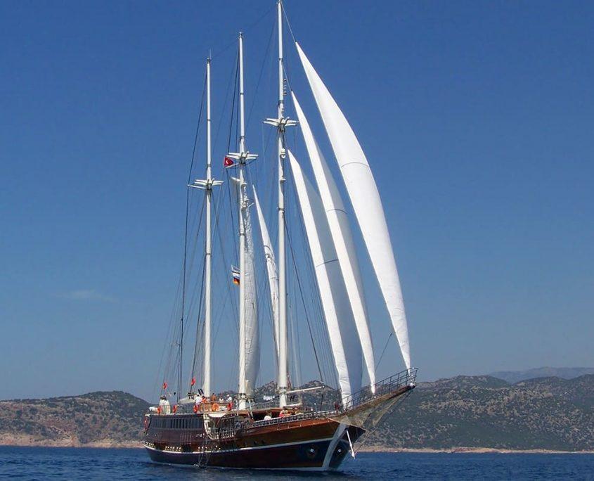 GRAND ADMIRAL Sailing