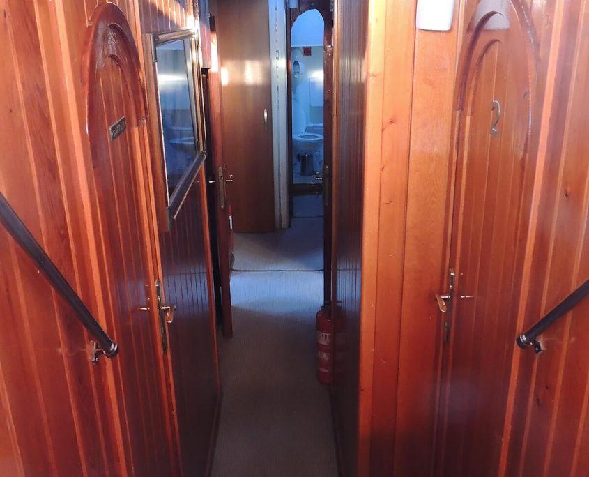VILA VRGADE Hallway