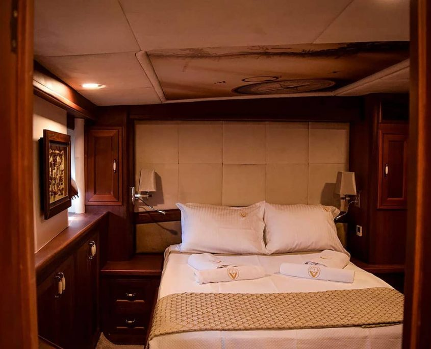 VIRTUOSO Double cabin