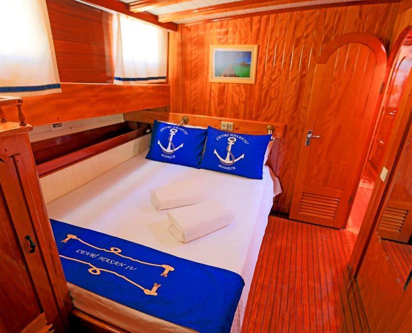 CEVRI HASAN 4 Double cabin
