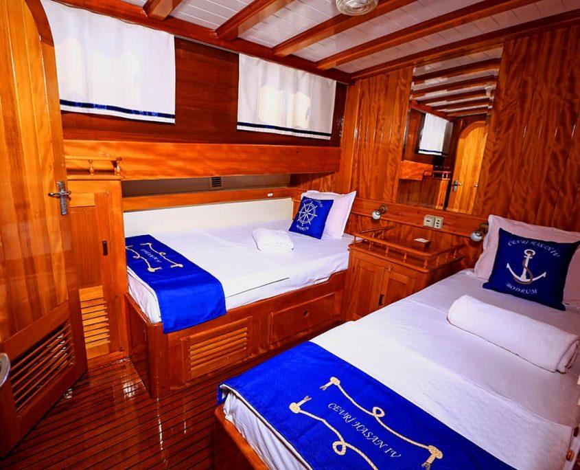 CEVRI HASAN 4 Twin cabin