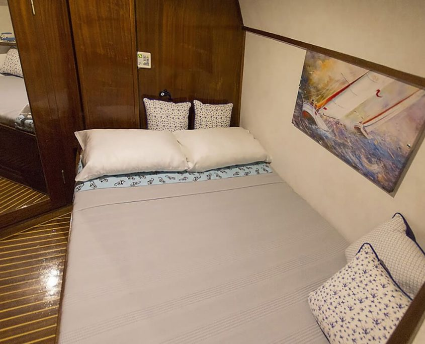 KARIA Double cabin