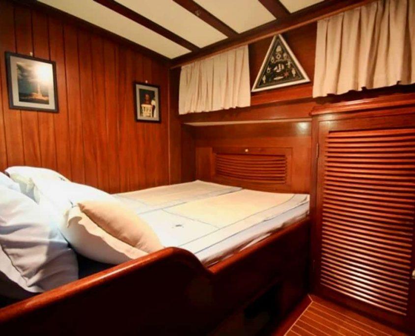 KAPTAN SEVKET Double cabin