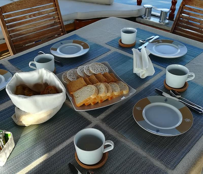 ARCADIA Breakfast