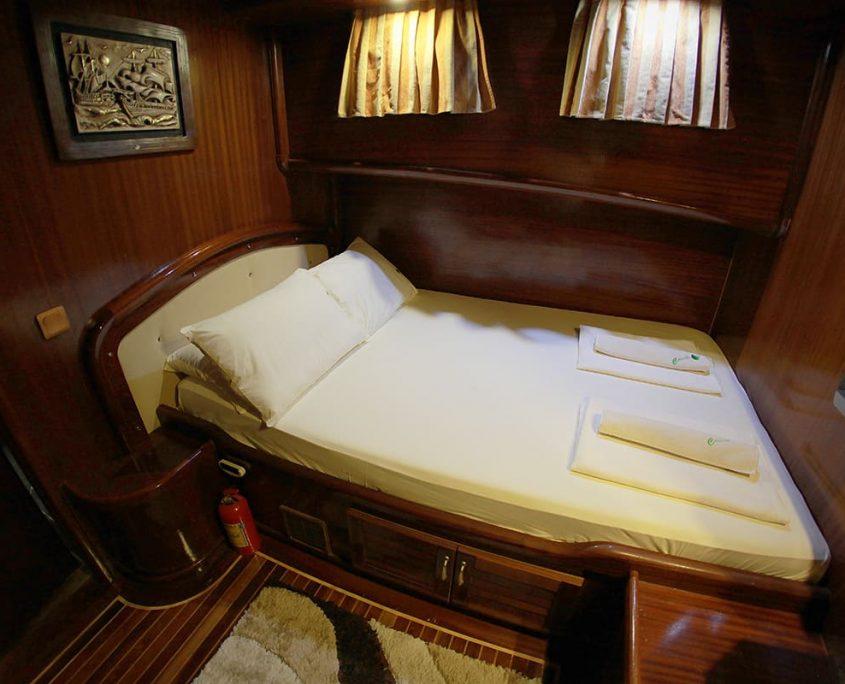 CAFEROGLU 7 Double cabin